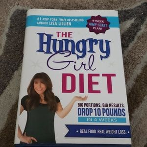 Lisa Lillian Hungry Girl Book